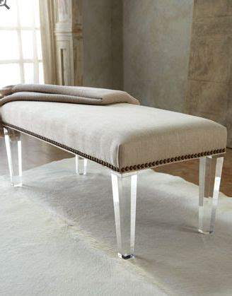 lucite bench legs acrylic legs for bench google search primary home