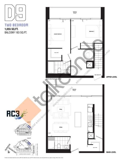 river city floor plans river city phase 3 rc3 condos talkcondo