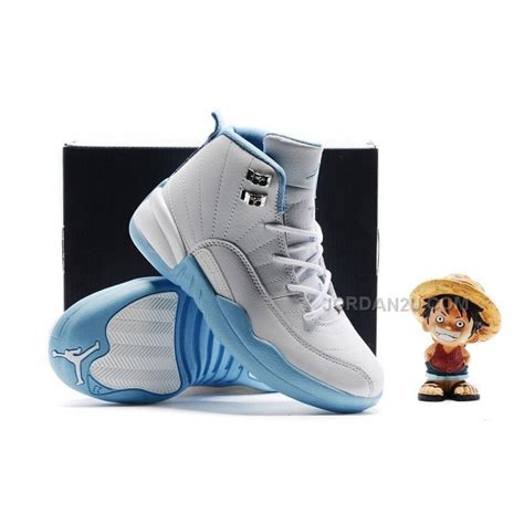 light blue air jordans air 12 white light blue silvery shoes price