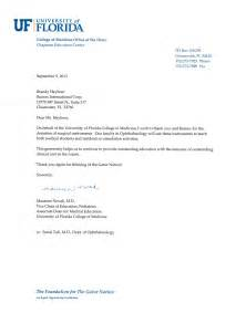thank you letter donation crna cover letter
