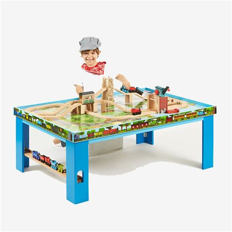 thomas the tank engine train table new fisher price thomas the tank engine train table w