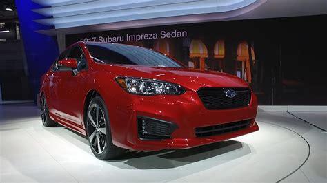 2017 subaru impreza hatchback red redesigned 2017 subaru impreza consumer reports