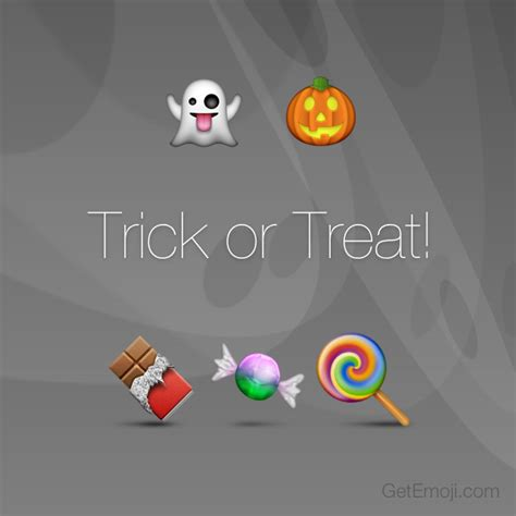 Trick Or Treat 3 by Emoji Trick Or Treat