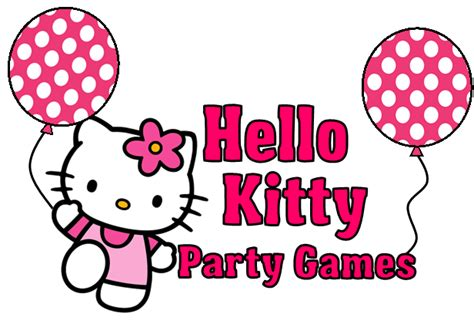 kitty party themes and games diy hello kitty party games