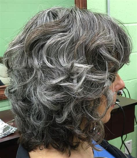 872 b 228 sta bilderna om colors gray p 229 pinterest salt and pepper hair with highlights 60 gorgeous gray hair