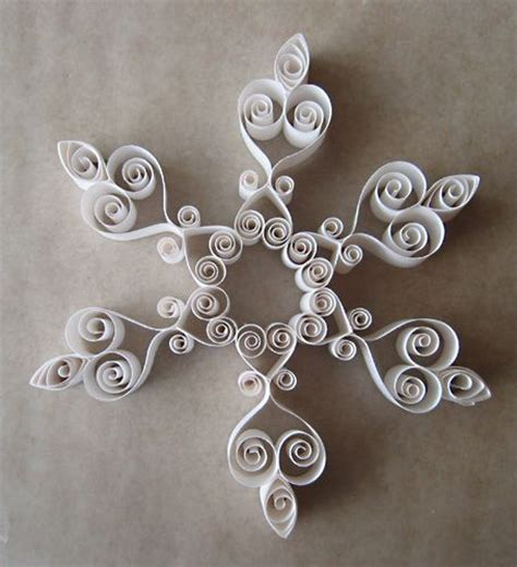 snowflake patterns quilling quilling snowflake patterns thin xmas pinterest