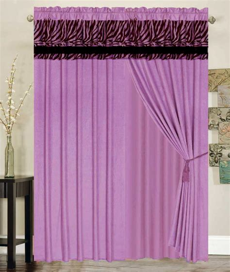 pink zebra curtains pink sheer curtains panels car interior design