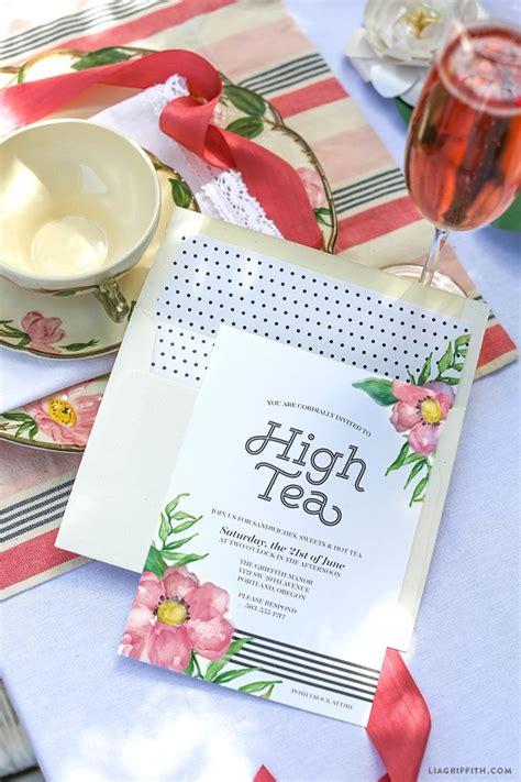cordial shabby vintage tea bridal shower idea via karas party