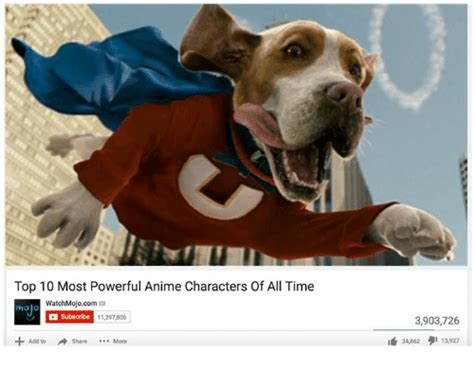 Top 10 Memes Of All Time - top 10 most powerful anime characters of all time