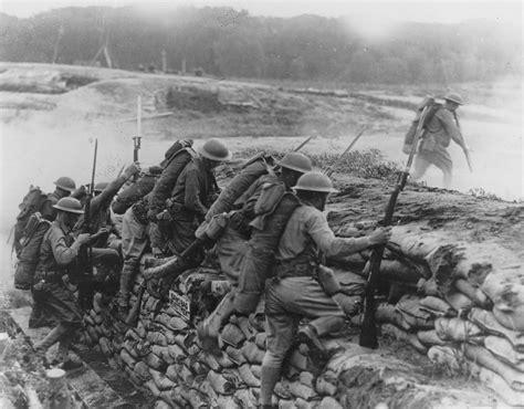 infantry section gad tom ba5 ww1 trench scene entry 1
