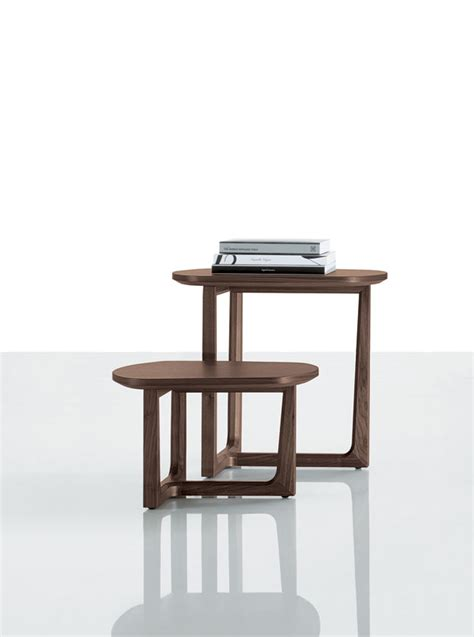 gallina arredamenti tavolino tridente di poliform design emmanuel gallina