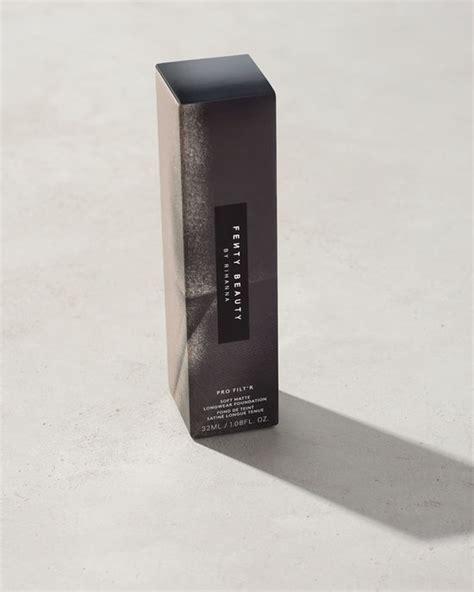 Soft Matte Beuaty 3d pro filt r soft matte longwear foundation fenty