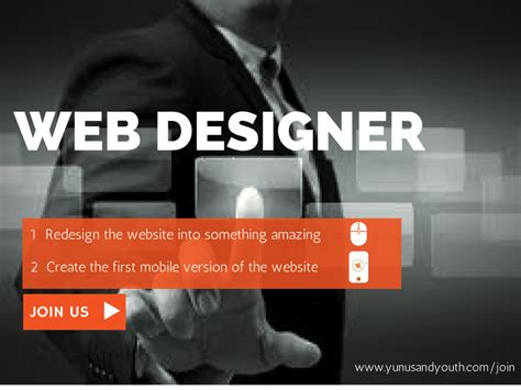 Opportunity Desk by Internship Opportunity At Yunus And Youth Web Design Officer Opportunity Desk