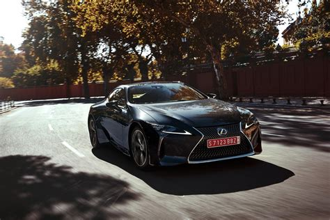 lexus 2017 lc500 lexus lc500 2017 first drive with video cars co za