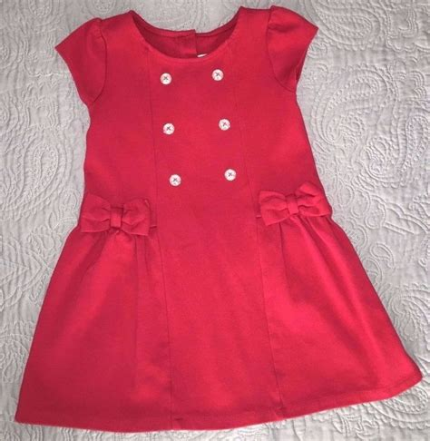 Gymboree Dress60k P gymboree toddler cotton bow dress size 4 4t gymboree clothing
