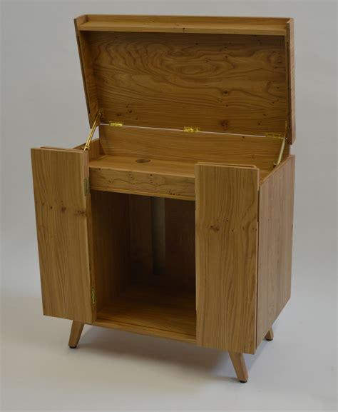 retro hi fi cabinet elm hi fi cabinet joachim king furniture