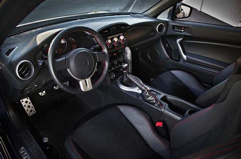 Toyota Gt Interior Toyota Gt86 Evolution Review Autocar