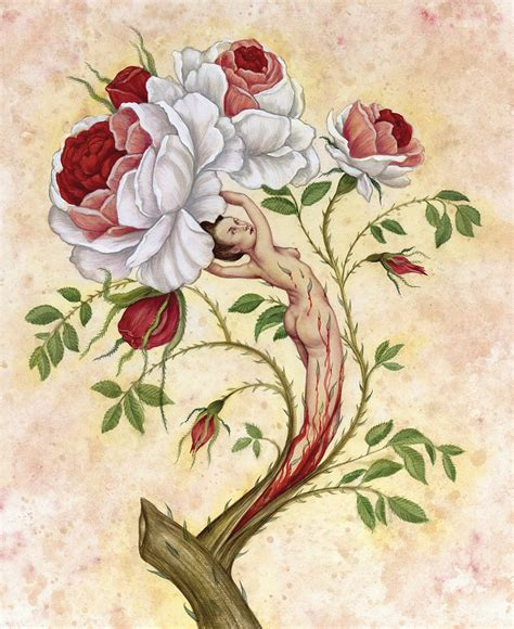 victorian rose tattoo more new work flowers kunz s weblog