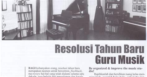 Guru Musik jelia s playground quot resolusi tahun baru guru musik