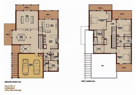 Arabian Ranches Floor Plans arabian ranches saheel type 9 floor plan