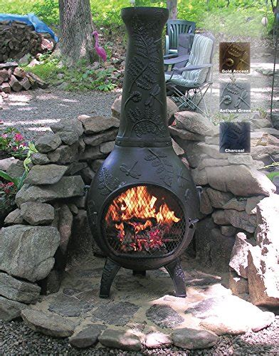 best chiminea for your garden an expert review and buying