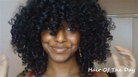 perm curl for africisan americisn super curly afro look with perm rods