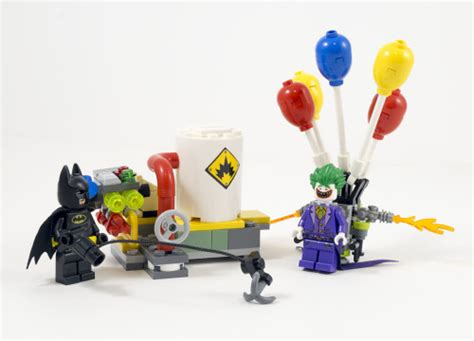 Lego Batman 70900 The Joker Balloon Escape from bricks to bothans a lego wars community news reviews set guide and forums