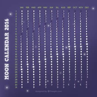 Calendario E Luas Fases Da Lua Vetores E Fotos Baixar Gratis