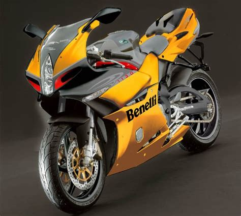 Modification Performance by Motor Sport Benelli Tornado Modification Motorcycle