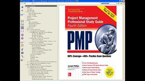 It Project Study Guide pmp project management professional study guide 4th