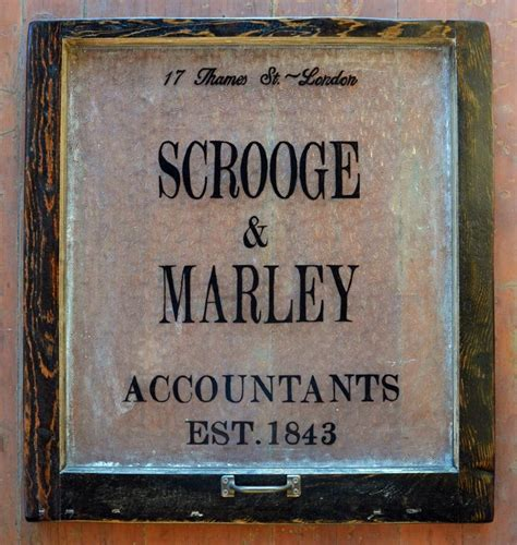 scrooge  marley sign google search christmas carol