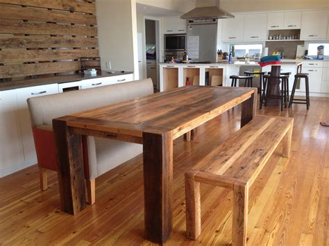 kitchen tables designs 9 reclaimed wood dining table design ideas https interioridea net