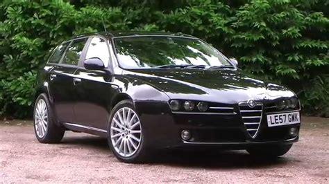 Alfa Romeo 159 Sportwagon by Alfa Romeo 159 Sportwagon 1 9 Jtdm 16v Lusso 5dr Le57gwk