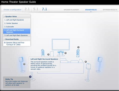 dolby home theater setup guide the awesomer