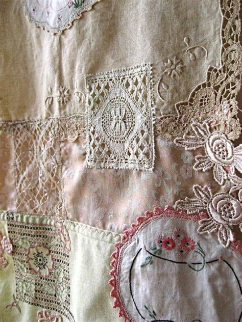 Lace Patchwork - comfort diy duvet cover patterns