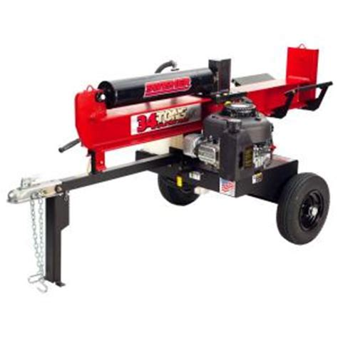 swisher 344 cc 34 ton gas log splitter discontinued