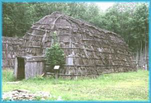 native americans iroquois housing