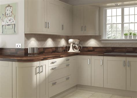 Designer Country Kitchens Painted Kitchen Oyster
