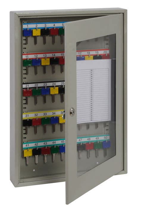 Clear View Key Cabinet KC0403K   Phoenix Safe Company Limited