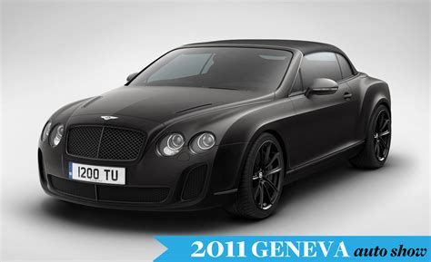 bentley sport convertible 2011 bentley continental supersports convertible isr