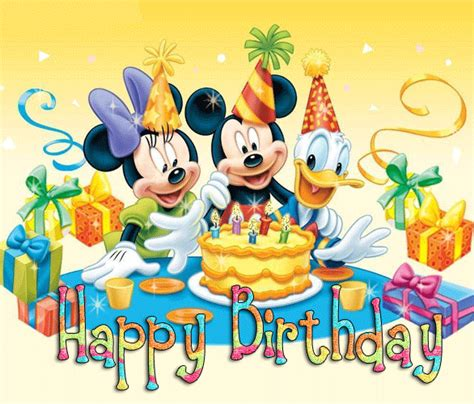 images  myspace babys  birthday graphics images  happy birthday mickey mouse gather