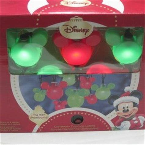 mickey mouse string lights disney mickey mouse string lights from disney