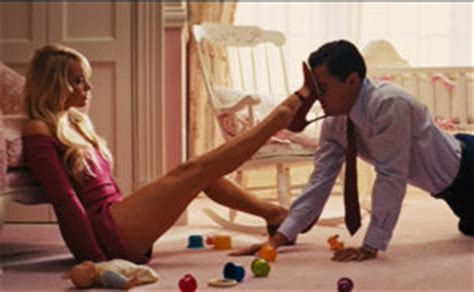 wolf of wall street bedroom scene the wolf of wall street 2013 review basementrejects