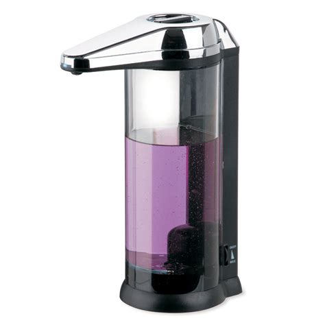 Countertop Dispenser by Touchless Countertop Or Wall Dispenser By Better Living In Soap Dispensers