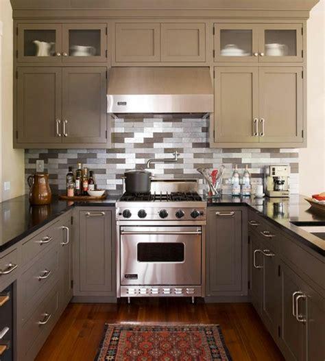 small kitchen decorating ideas pinterest kleine k 252 che einrichten und mit ein paar tricks