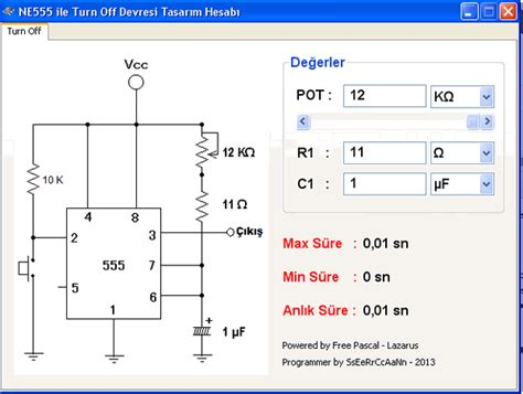 resistor calculator for 555 timer 555 timer resistor value calculator 28 images 17 best images about circuits on bipolar