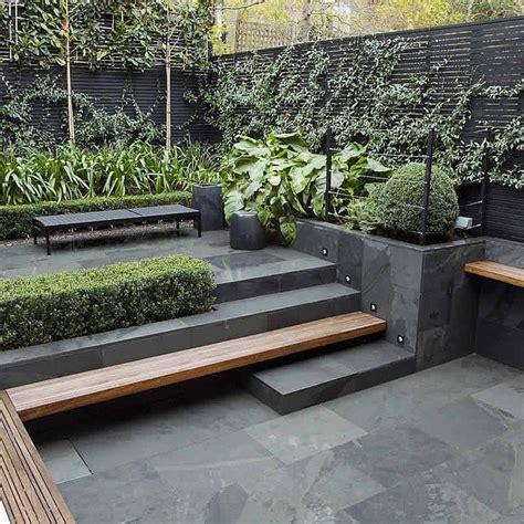 Small Patio Landscaping by Best 25 Modern Garden Design Ideas On
