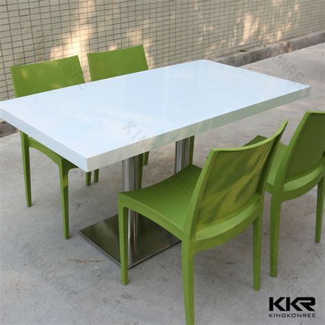 sedie basso costo acrilico a basso costo fast food utilizzato tavoli e sedie
