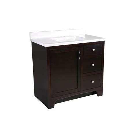design house vanity top design house 36 in x 21 in x 33 1 2 in 2 door 2 drawer