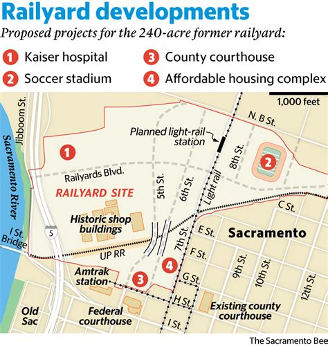kaiser san jose hospital map kaiser deal signals new direction for sacramento s